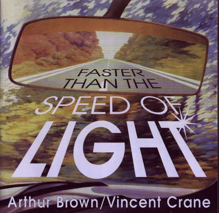 Faster than the Speed of Light (front cover)